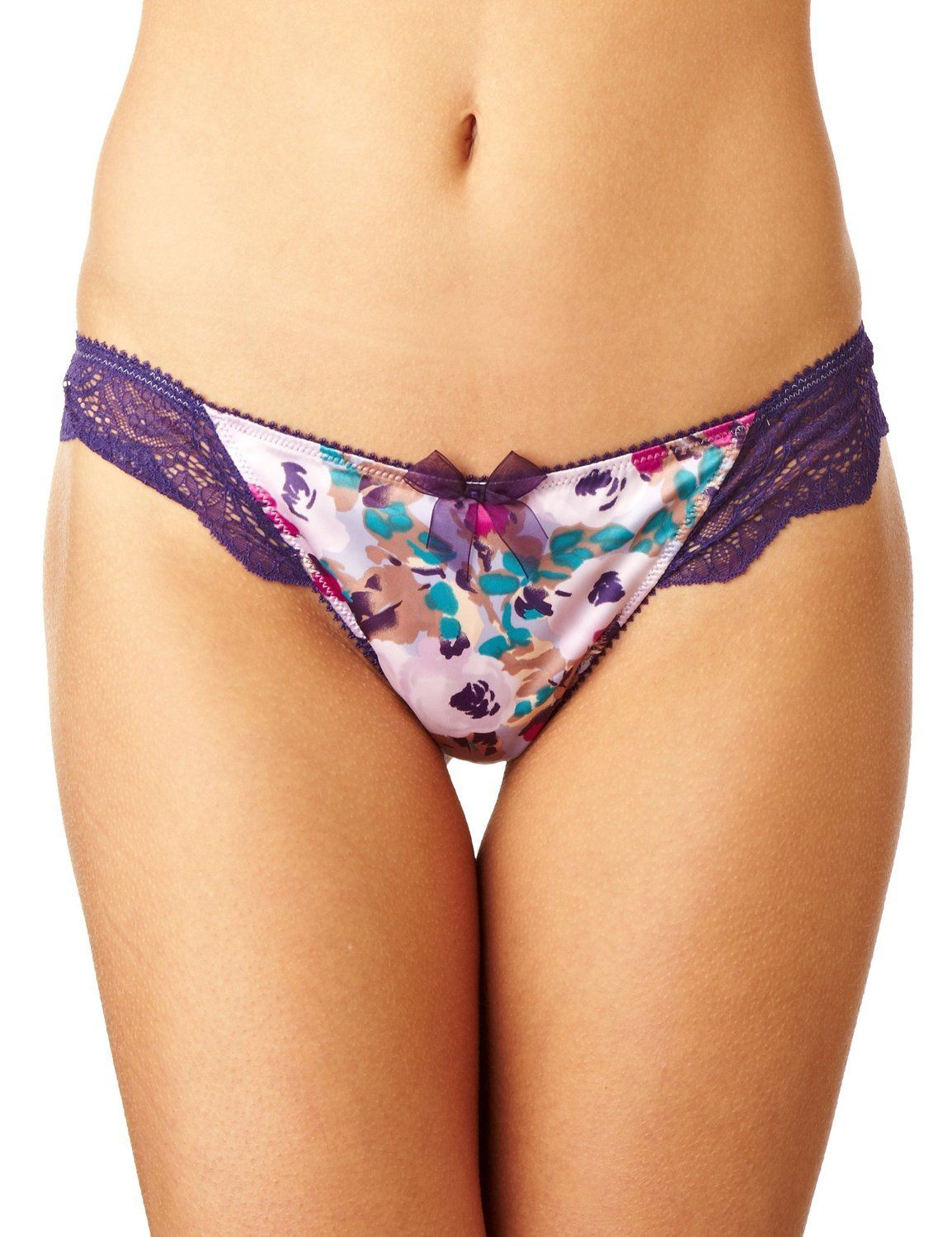 Gossard Lingerie Glossies Floral Frenzy Short Brief Knickers 8634 Pink Floral Woodlandhideawaypark Co Uk